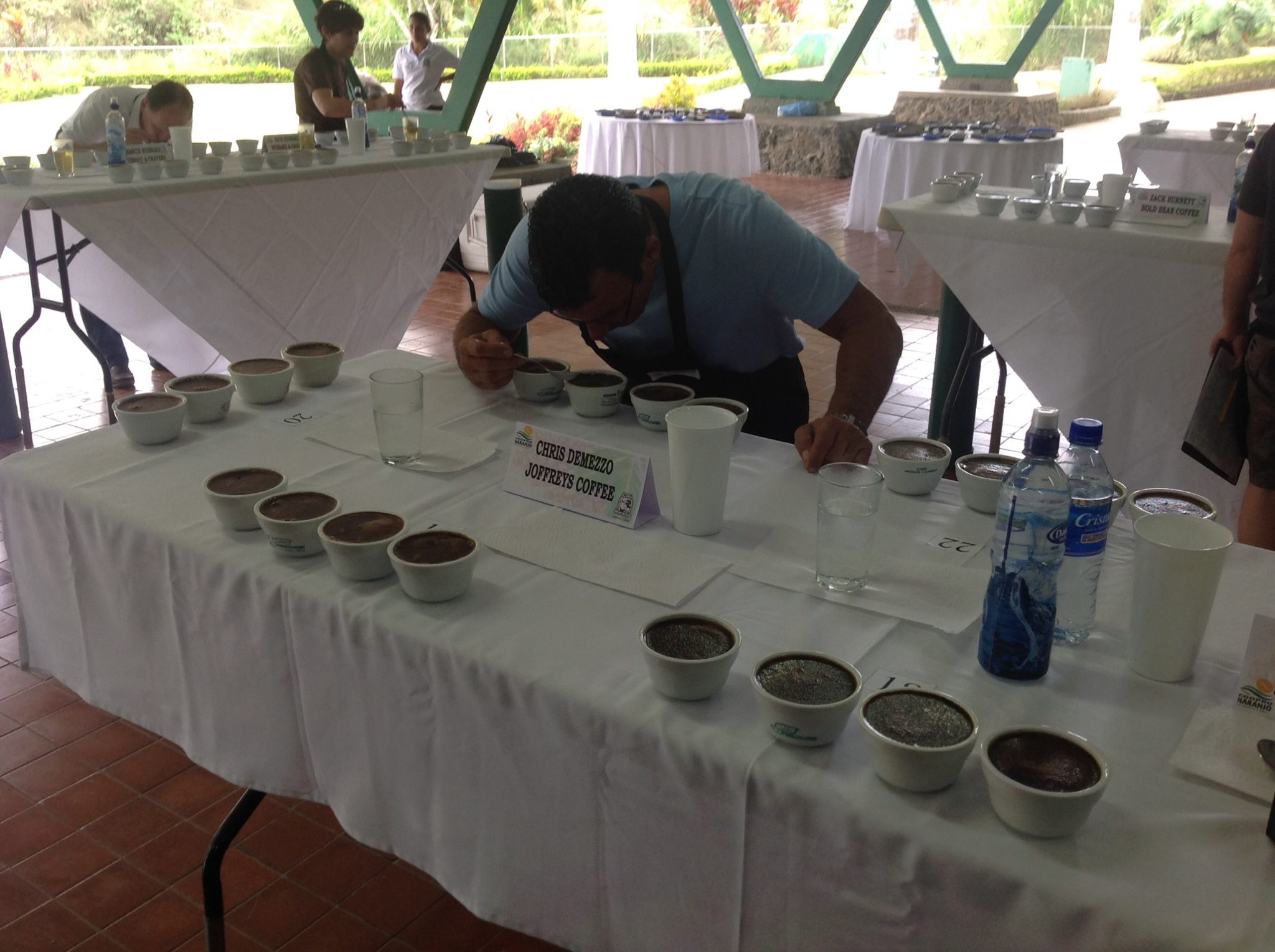 Chris Cupping