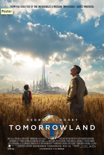 You wanted to see Tomorrowland: Well here it comes!