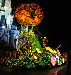 DisneyÕs Main Street Electrical Parade