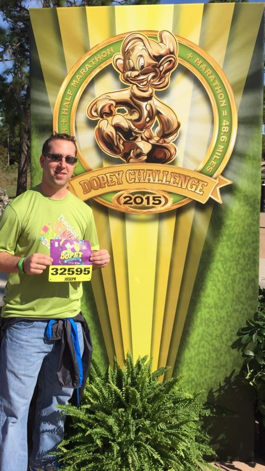 ResortLoop.com Episode 58 – Joe Quattrocchi On The Disney Marathon