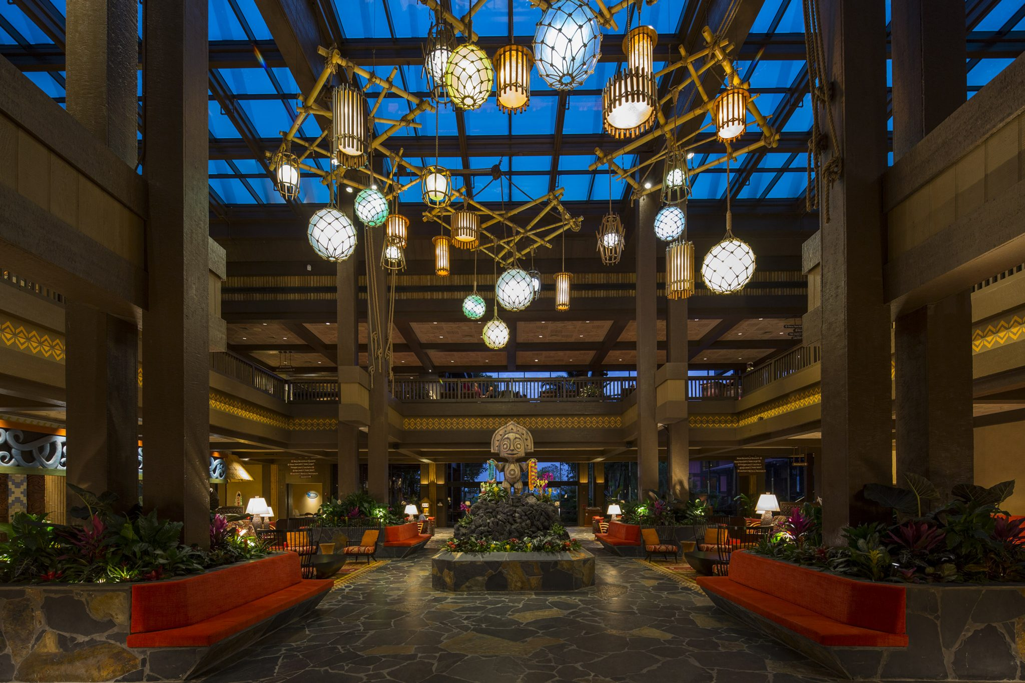 The Polynesian Tikiman DOES have a name… ! | ResortLoop com