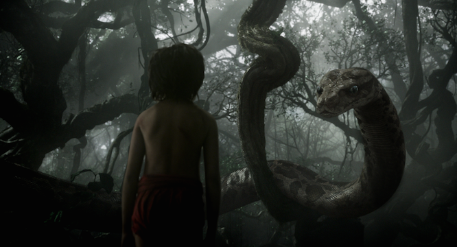 The Jungle Book Trailer Released!
