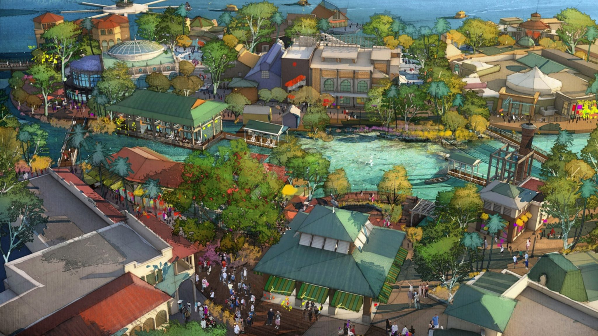 ResortLoop.com Episode 98 – Listener Ideas For Disney Springs