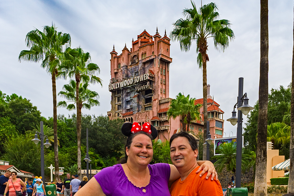 Our Fall Disney World Trip – Part 1