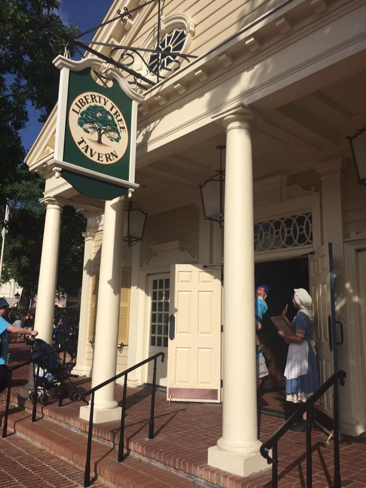 Liberty Tree Tavern Dining Review