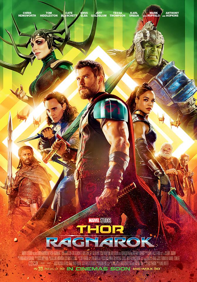 ResortLoop.com Episode 488 – Thor: Ragnarok A Review