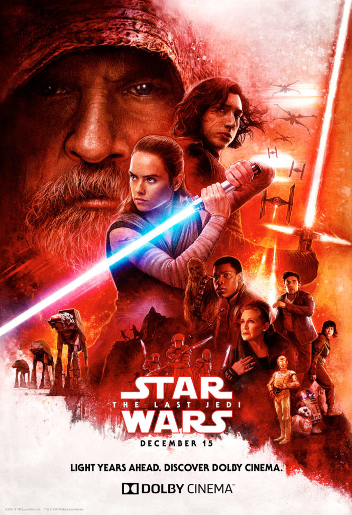 ResortLoop.com Episode 498 – Star Wars: The Last Jedi Review