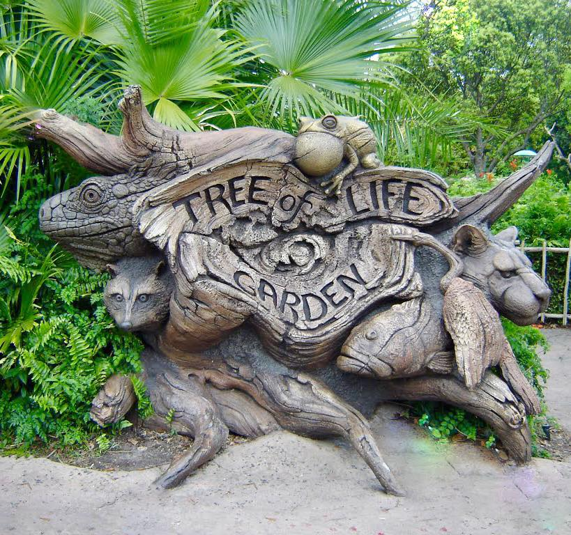 Tree of Life Garden Trail