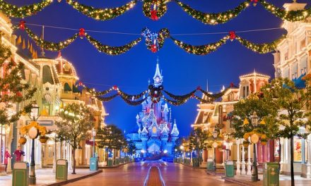 ResortLoop.com Episode 614 – A Disneyland Paris At Christmas: Trip Report!