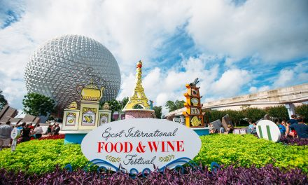ResortLoop.com Episode 680 – Bob and Food & Wine 2019!