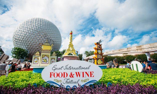 ResortLoop.com Episode 680 – Bob and Food & Wine 2019!
