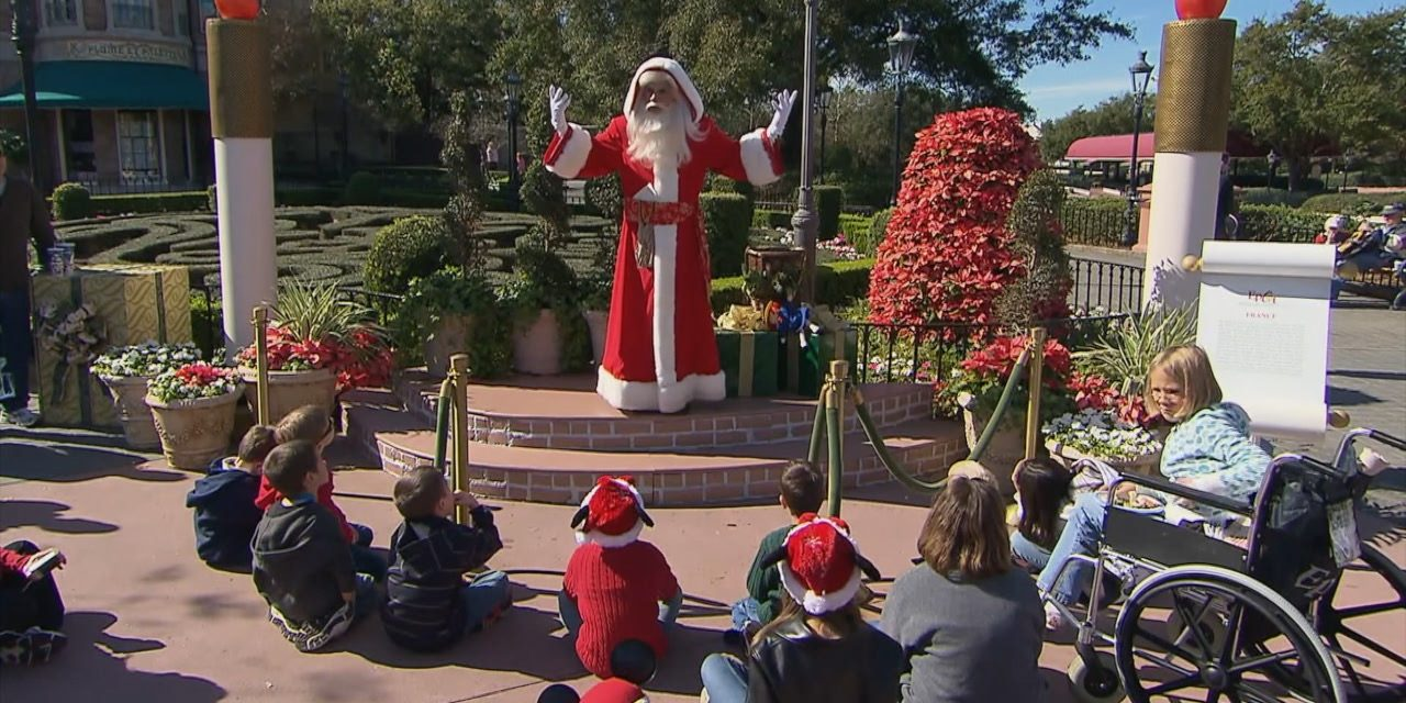 EPCOT International Festival of the Holidays – Part 2  [Ep. 688]