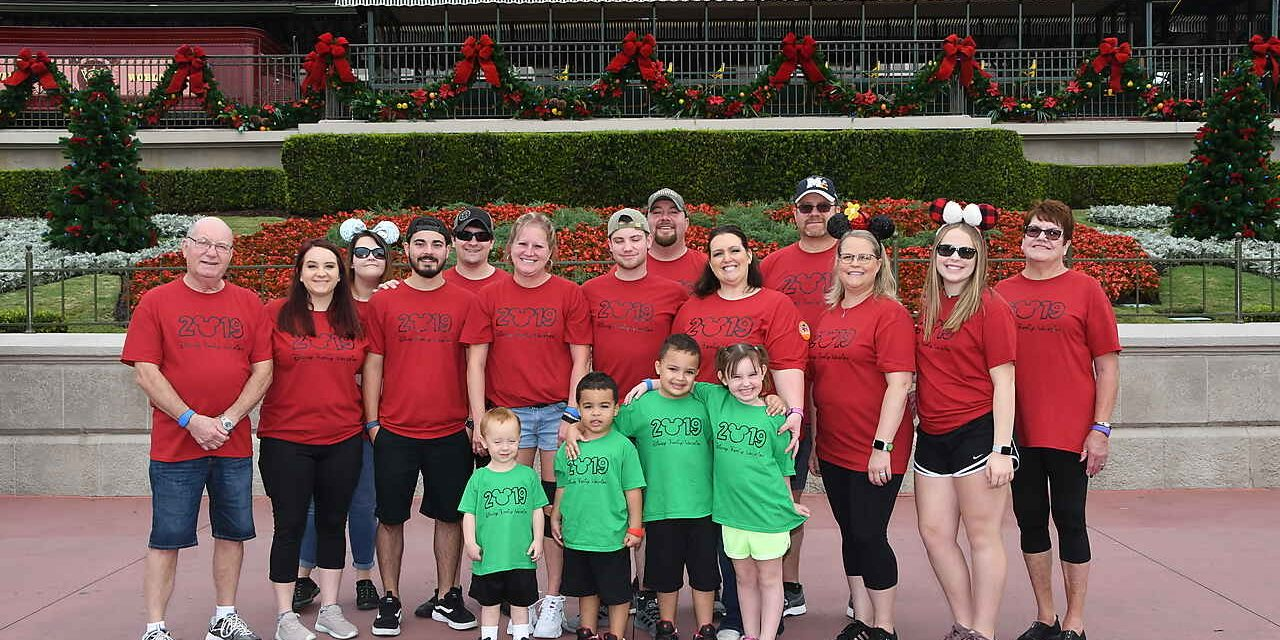 A Family Trip To WDW For A Party of 17! [Ep. 710]
