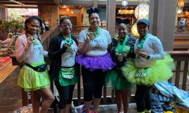 The Disney Princess Half Marathon with the Disney Divas! [Ep. 718]